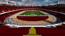 San Paolo Stadium ( SSC Napoli Stadium ) Minecraft