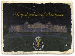 Royal Palace of Aranjuez Minecraft