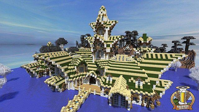 Minecraft Palast Download