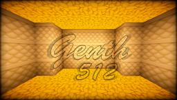Genth´s Pack. In 512x512 Minecraft