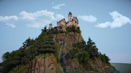 Schloss Neuentenstein Minecraft