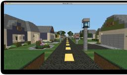Suburban Houses [ With Download! ] Minecraft Map & Project