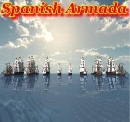 Spanish Armada Minecraft