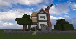 Suburban House No. 1 (Allium) Minecraft Map & Project