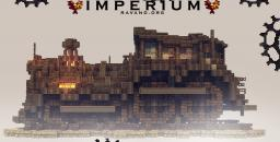 Steam Punk Train - ImperiumMC Minecraft