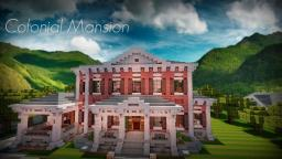 Colonial Mansion|TMA|WoK| [WoKtube Showcase] Minecraft Project