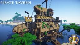 Pirate Tavern - Server Spawn Minecraft Map & Project