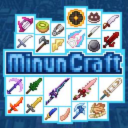 MinunCraft (v1.3.1) - (1000+ Item Milestone!!) Minecraft Texture Pack