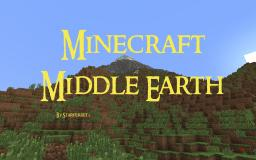 Minecraft Middle Earth: Click to see the full land map! Minecraft