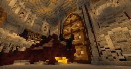Erebor - A Quakecraft Map Minecraft Project