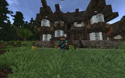 Jamziboy inspired world Minecraft Project