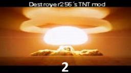 destroyer256´s 2nd TNT mod 1.6.2   -   20 new bombs! Minecraft Mod