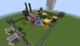 DA MOB FORT Minecraft Map & Project