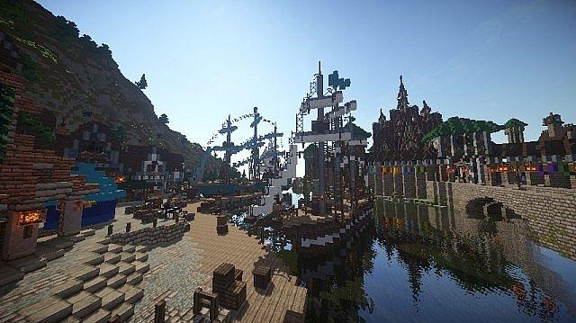 Docks...