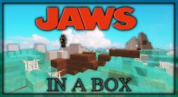 JAWS in a Box - Plot build on Minecrafti.ca Minecraft Map & Project