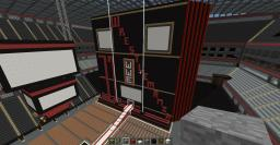 Wwe Stadium, basketball arena, tennis stadium- STADIUM CITY Minecraft