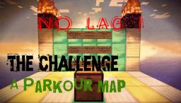 The challenge / Adventure and Parkour map / NO LAG !!! Minecraft Map & Project