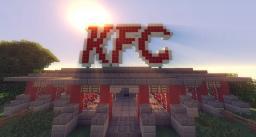 KFC - Redstone powered! Minecraft Project