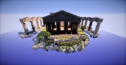 Greek Palace Minecraft