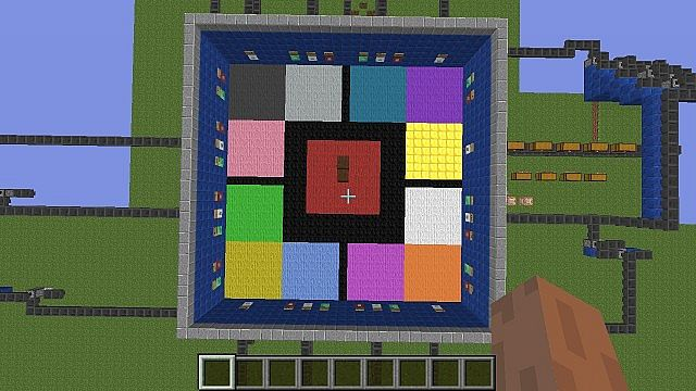 how to put minecraft on two players