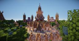 Walls of Kathdorn [Flash Prison Spawn] Minecraft
