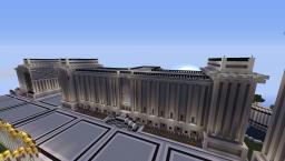 Rebuilding Crixos Ageialor Minecraft