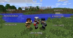 Medieval Realms Minecraft Hub 1.7.9 Minecraft Server