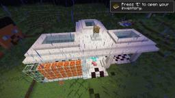 Multiplayer Spawn Minecraft Map & Project