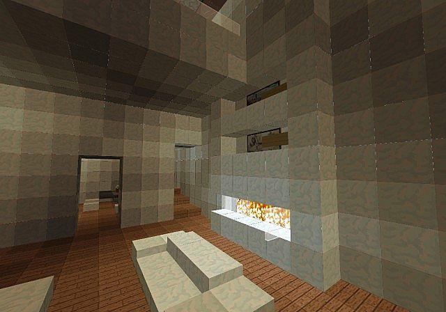 Amazing modern house by enzime7 minecraft project for Amazing modern houses minecraft