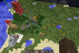 The Farm Minecraft Project