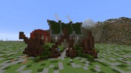 Small fantasy house