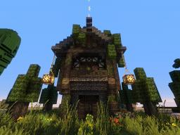 Cool House (Updated!) Minecraft Map & Project
