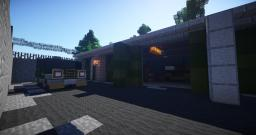 Lyxerty Military Base Minecraft Map & Project