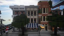"""Gallitzin"" [UrbanHouse II] Minecraft Map & Project"