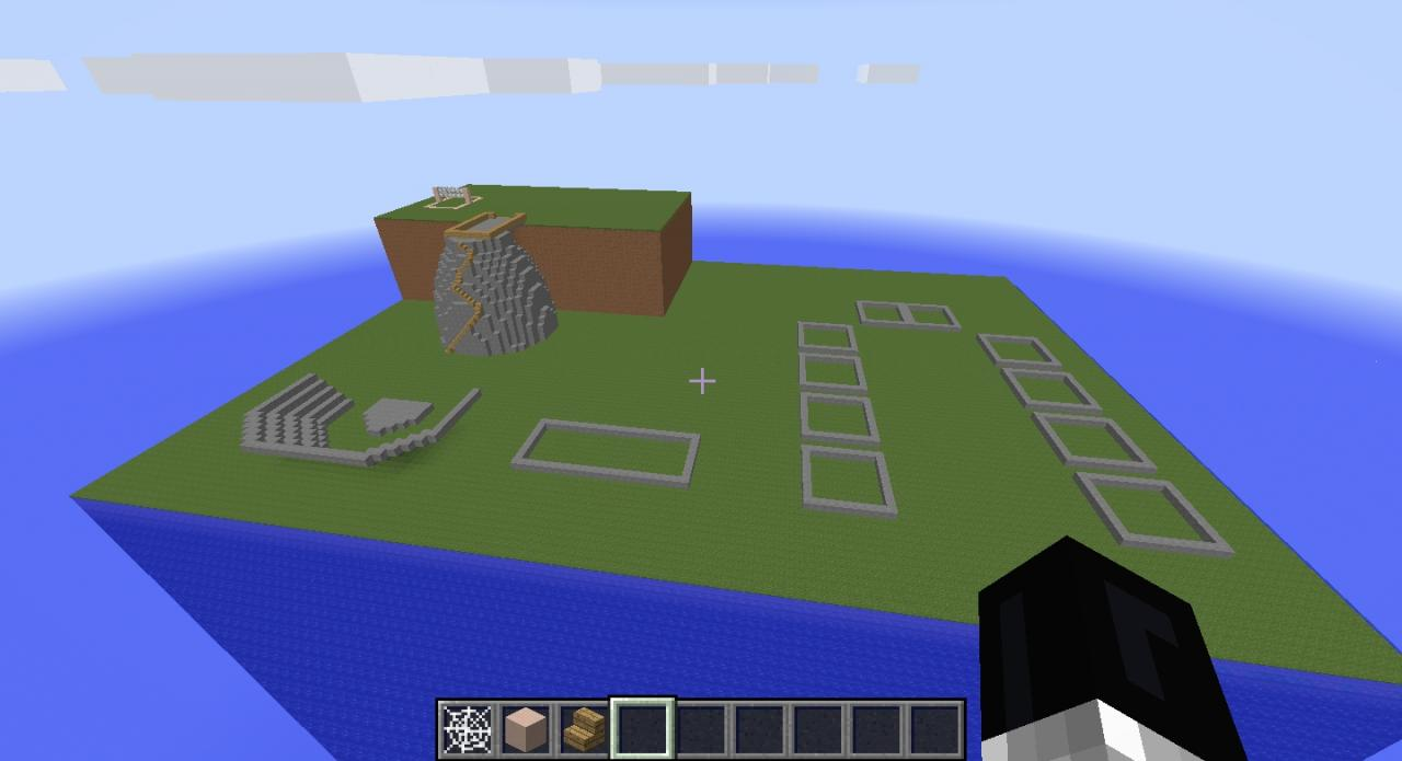 Percy Jackson The Lightning Theif Adventure Map (Not Done ...