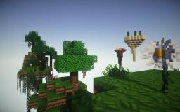 Sky World Minecraft Map & Project