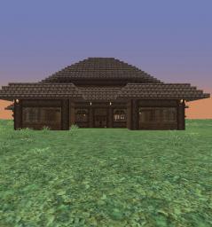 Mansion v1 Minecraft Project