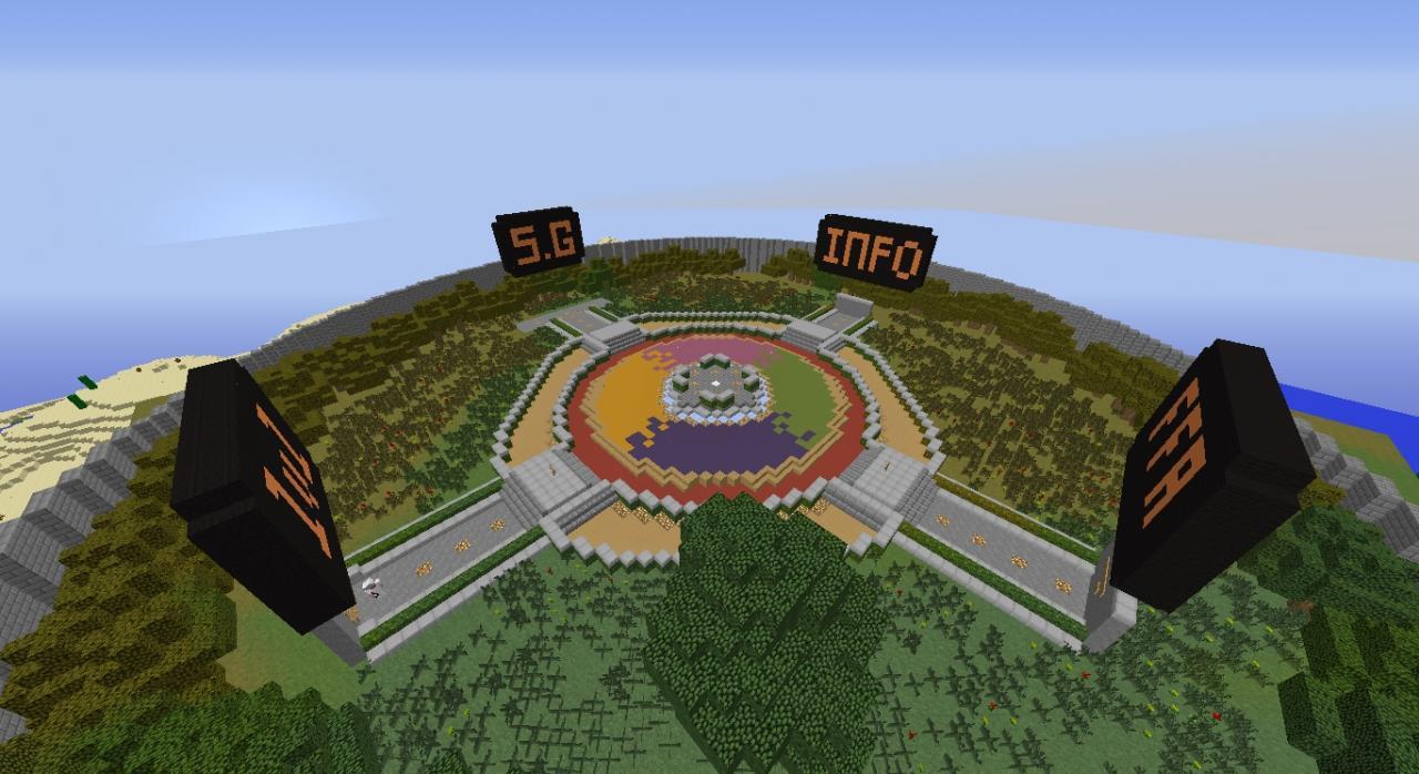 1vs1 Server Minecraft geknackt