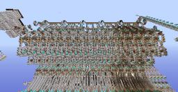 Instant Wire CPU / 16 Bit ALU Minecraft Map & Project