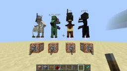 The Four Horsemen 1.8 (old version) Minecraft