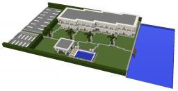 Dexter Apartment Miami Minecraft Project