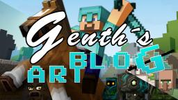 Genth´s Art Blog Minecraft Blog