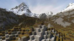 Asdan - Custom Terrain [Download] Minecraft