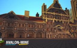 AVM Medival Residence Minecraft Map & Project