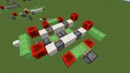 Flying technologies: Bidirectional structure holder Minecraft Map & Project
