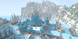 Minecraft Frozen - Arendelle