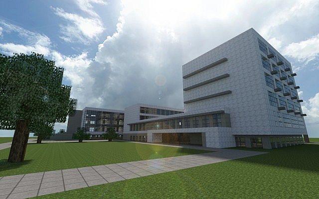 Bauhaus Style Definition of architecture modernist build minecraft project