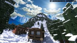 Climbing Everest **NEW** Parkour! 30-Subscriber map Minecraft Map & Project