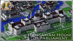 BdH Timeline RP-Map | Hungarian House of Parliament | DOWNLOAD Minecraft