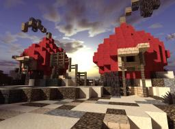 Beets Village - Challenge From NinamanOffical Minecraft Map & Project